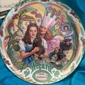 New 1993 Wizard Of Oz Musical plate #3 of 5